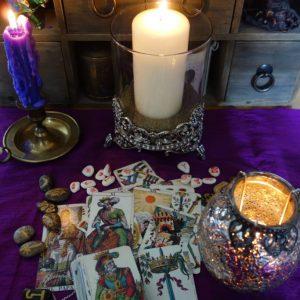 Tarot, Reiki, Runes & Spells